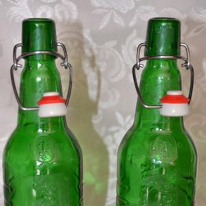 Green-bottles